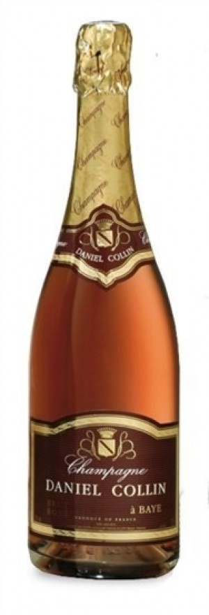 Champagne Collin - Brut Rosé - Huischampagne