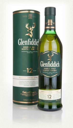 Glenfiddich -12 years