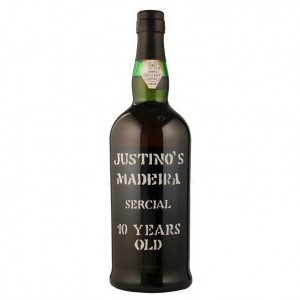 Justino's Madeira Sercial 10 years old