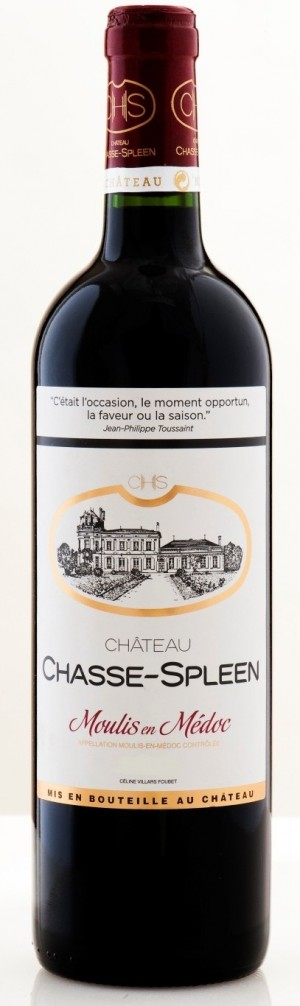 Magnum Château Chasse Spleen