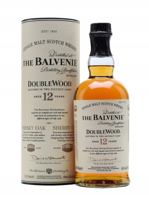 The Balvenie - 12 y - Double wood