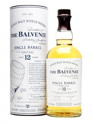 The Balvenie - 12y - Single Barrel First Fill