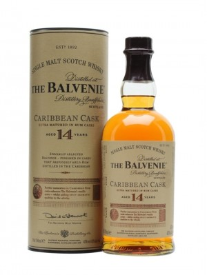 The Balvenie - 14y - Carribbean Cask